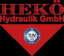 HEKÖ Hydraulik GmbH Logo